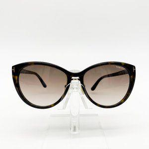 TOM FORD Gina TF345 52F Sunglasses Cat-Eye